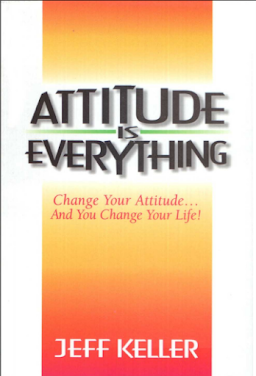 Download Atitude Is Everything By Jeff Keller In Pdf