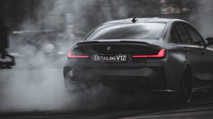 BMW Preto Tunado para Celular Masculino