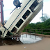 14 bodies recovered so far as bus conveying church members to a burial plunges into a river in Ebonyi