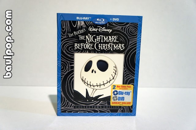 The Nightmare Before Christmas, Blu-ray con Slipcover