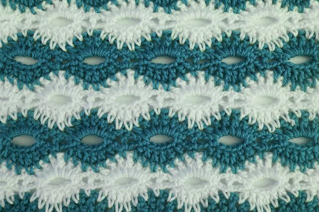5 - Crochet Imagenes Puntada sol a crochet y ganchillo por Majovel Crochet