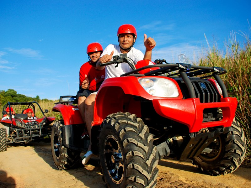 fathers day package at bintan lagoon resort atv