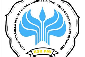Susunan Kepengurusan KSR PMI Unit UNNES Tahun 2018