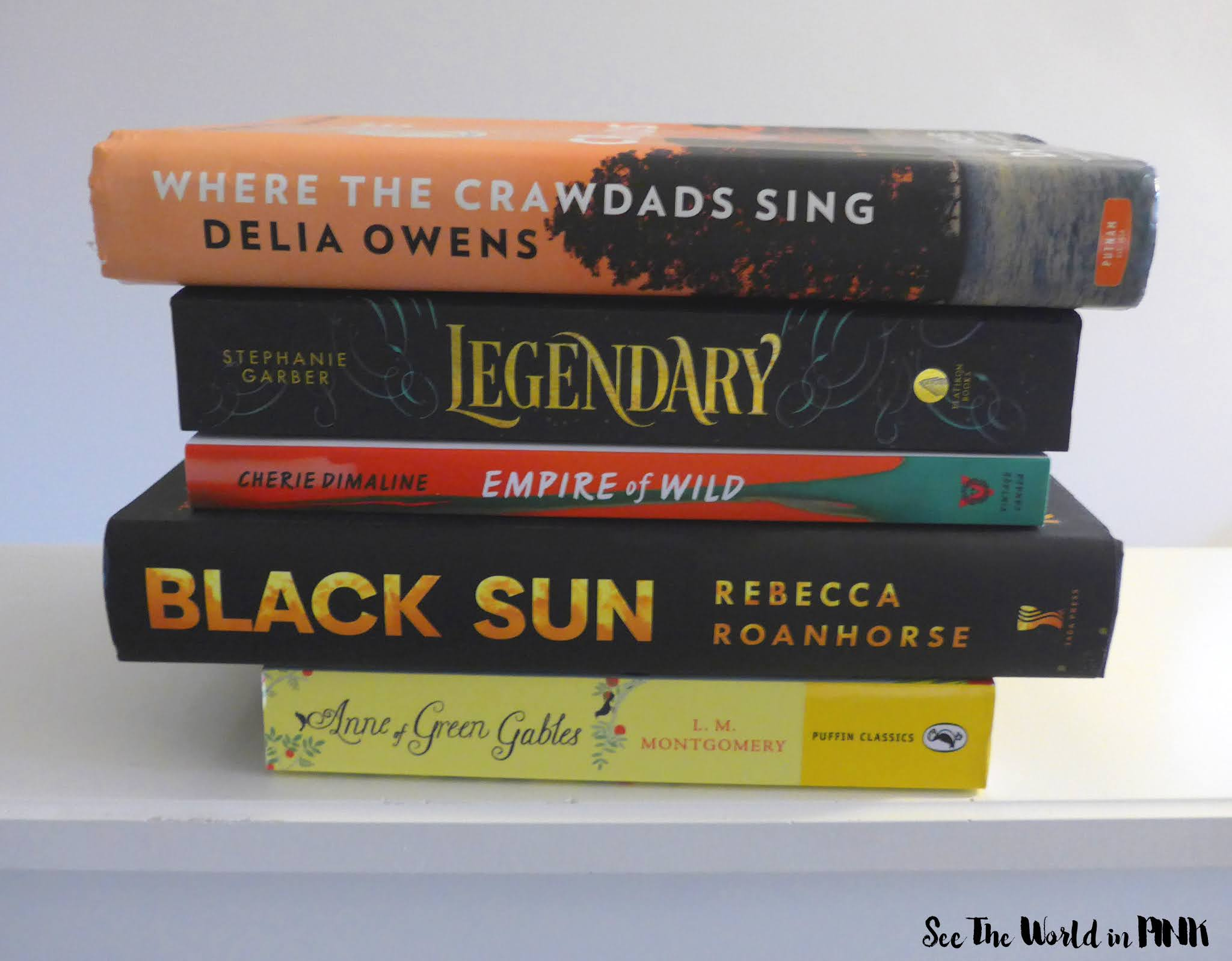 My Favourite Books of 2020