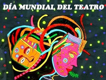 Imagen por el Día Mundial del Teatro a colores
