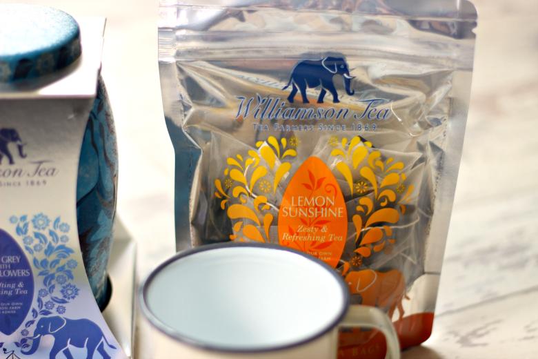 Williamson Tea Lemon Sunshine - Tea Review