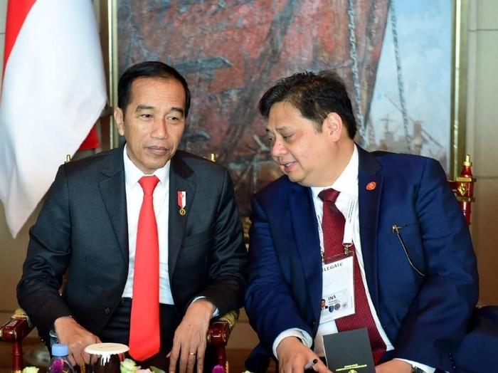 Airlangga Sarankan Jokowi Copot Moeldoko, Bikin Runyam!