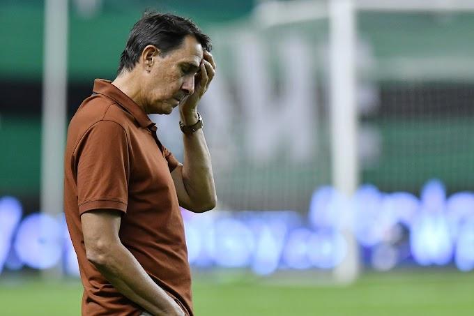 """Alexandre Guimaraes y sus palabras acerca de la derrota de Atlético Nacional frente al Cali: """"Todo estaba calculado"""""""