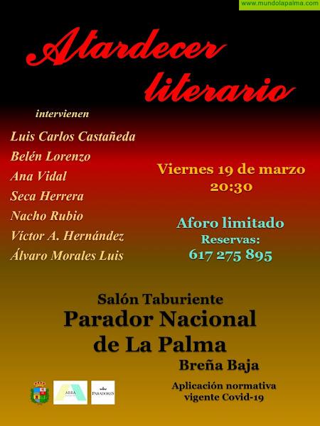 PARADOR: Atardecer Literario