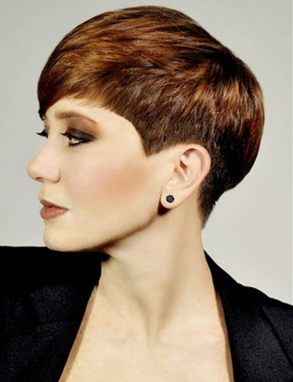 Short Hairstyles Are Very Por Today And The Millions Of Women Choose Some Designs Rather Childish Difficult To Find