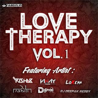 LOVE THERAPY VOL.1 DJ DEEPAK REDDY