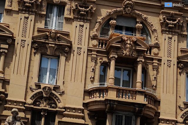 Corso Torino - Via Giovanni Tommasso Invrea Palazzo - Genova