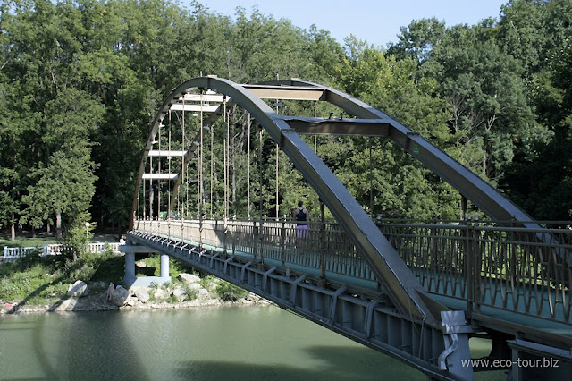 Мост через реку Псекупс