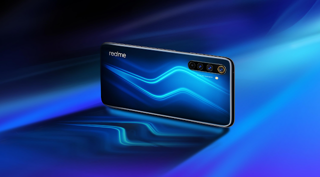 New update arrives for Realme 6 Pro