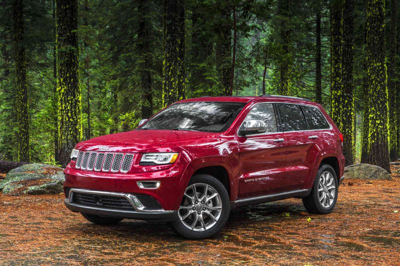 Jeep Redesigns Grand Cherokee For 2014