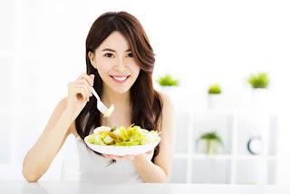 makanan wanita