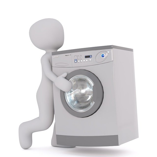 sejarah mesin cuci