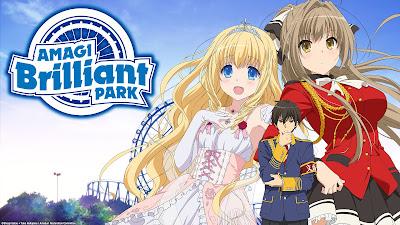 Amagi Brilliant Park BD Episode 1 - 14 Subtitle Indonesia Batch
