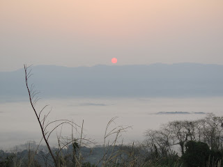 Sunrise in Sajek