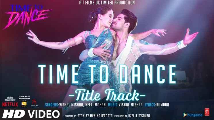 Time To Dance Lyrics in Hindi