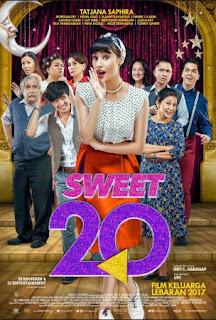 Download Film Sweet 20 (2017) WEB-DL