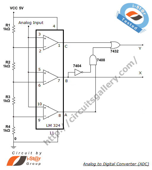ad converter circuit diagram  wire data schema •
