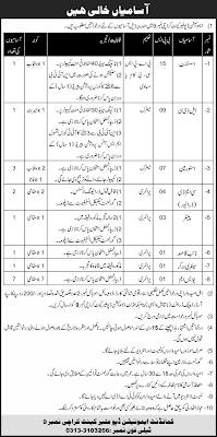 Join Pak Army Ammunition Depot Malir Jobs 2021 Advertisement