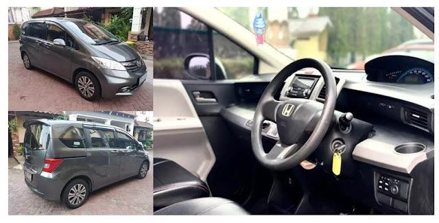Spesifikasi Honda Freed Interior Eksterior