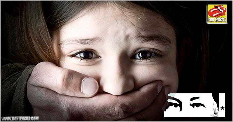 Detenido un Madurista por abusar a su sobrina de 11 años y grabarla en videos