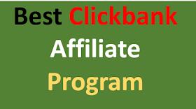 Best clickbank affiliate program