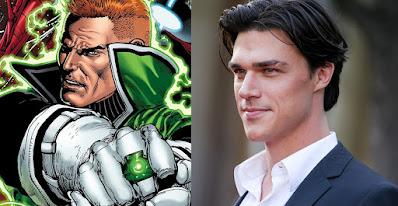 Finn Wittrock Cast As Guy Gardner In Upcoming Green Lantern Series