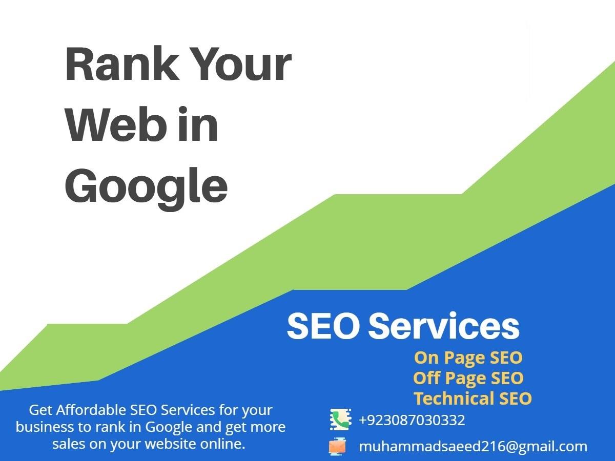 Search Engine Optimization (SEO) Services