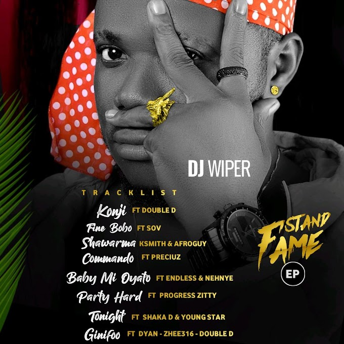 [Music Ep] Dj Wiper - Stand Fame.mp3