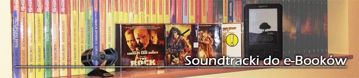 Soundtracki do eBooków