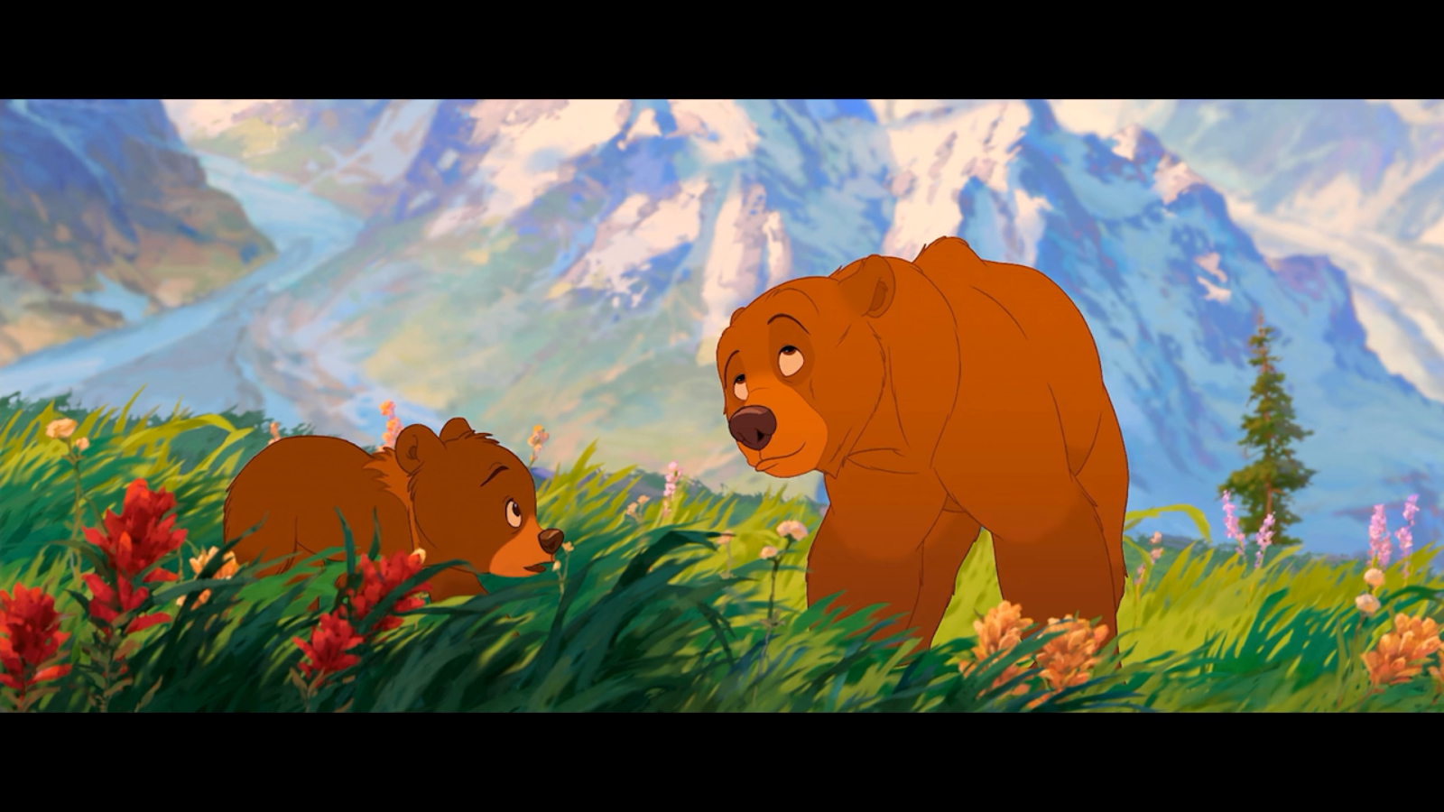 Aom Movies Et Al Brother Bear 2003