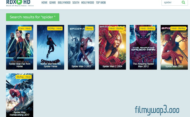 filmywap - spider man far from home full movie download hindi dubbed movies