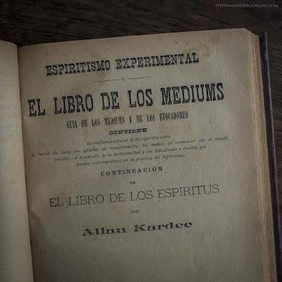 The Mediums' Book by Allan Kardec