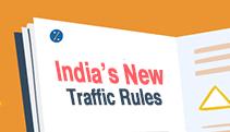 मोटर वाहन अधिनियम संशोधन 1 सितम्बर से लागू नए जुर्माना सूची