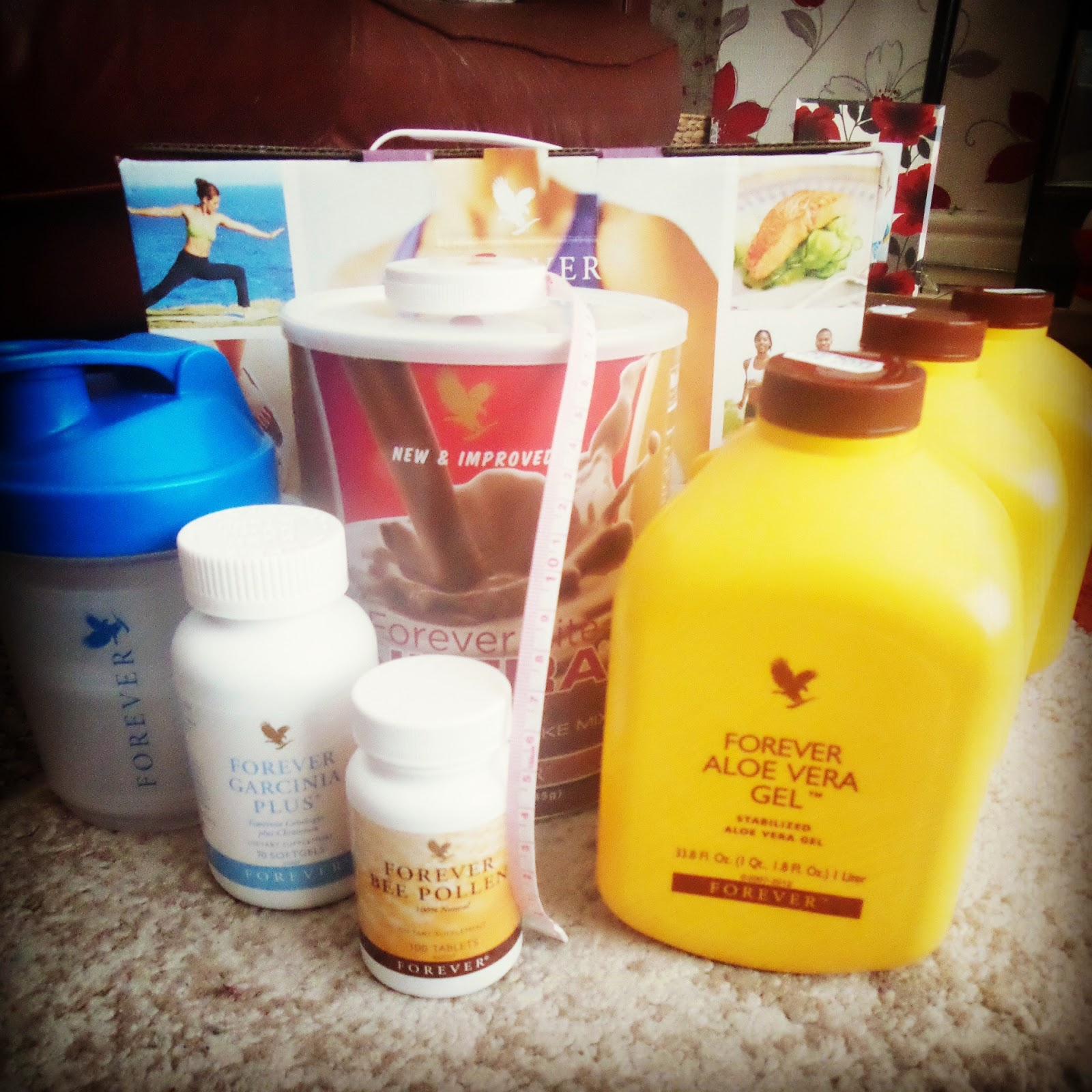 The Clean 9 Kit, ALOE VERA GEL