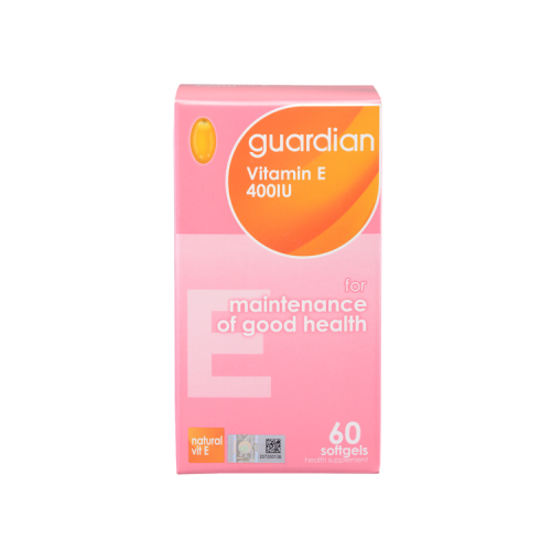 Vitamin E 400IU guardian