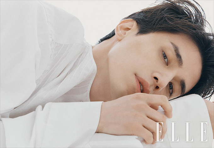 Lee Dong Wook, Lee Dong Wook Elle, Lee Dong Wook 2018, Lee Dong Wook Chanel, 이동욱