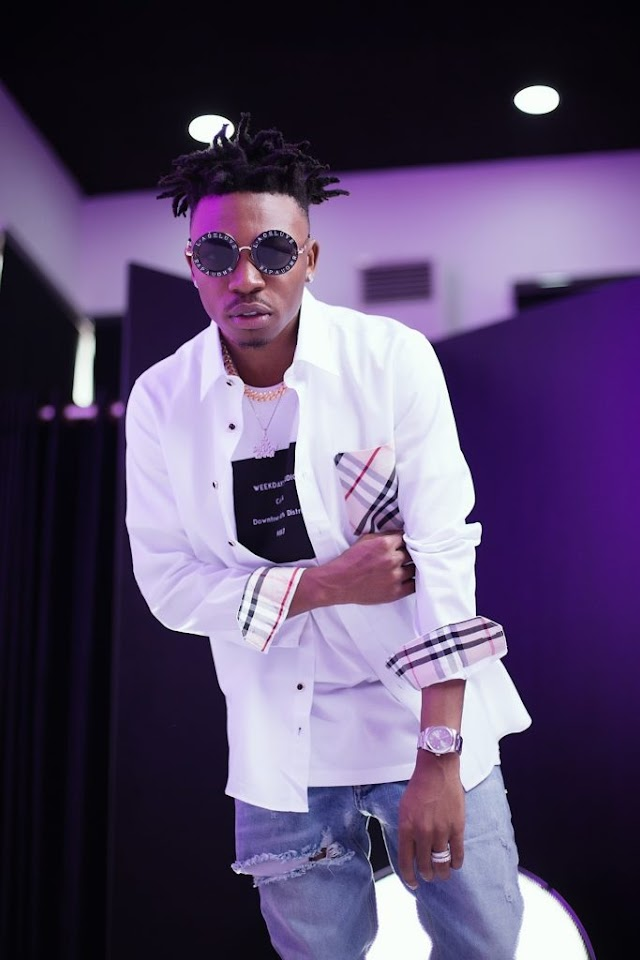 Mayorkun Gets Clearance From Veteran Musician, Faze…Set To Drop New Music