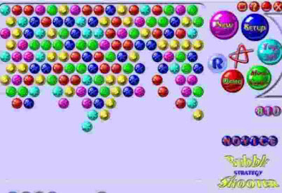 Download Game Bubble Shooter Gratis untuk PC