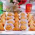 حلويات رمضان 2016 : بريوات و محينشات بعقدة اللوز المقلي و الكراميل