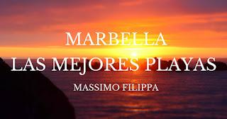 Massimo Filippa Las mejores playas de Marbella