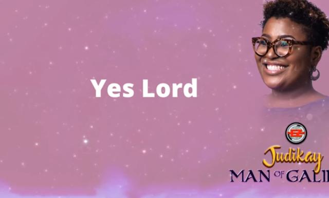 Judikay – Yes Lord