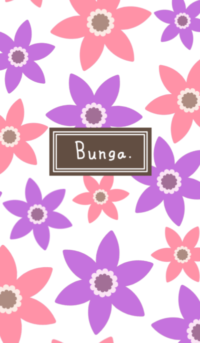 Bunga. 11