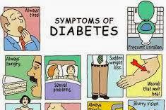 Gejala Diabetes Melitus Ini Tidak Dipedulikan