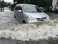 Alamak, Sudah Banjir 70 Cm, Djarot: Ini Bukan Banjir, Tapi Tergenang