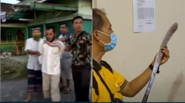 Pembacok Imam Masjid Hingga Tewas di OKI Terancam Hukuman Mati